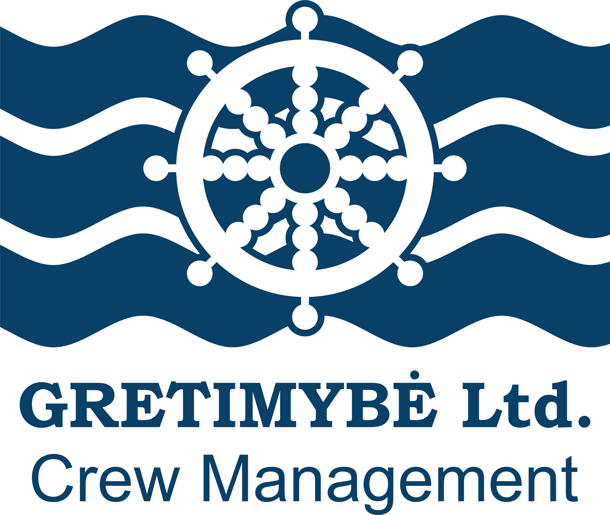 Crew management company in Lithuania.